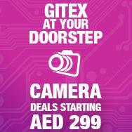 Special Gitex Deals on Cameras