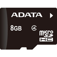 Adata MicroSD Card Class 4, 8gb