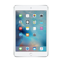 Apple iPad mini 4 128GB Wifi, Silver
