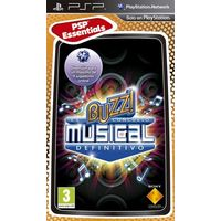 Buzz The ultimate music quiz for PSP