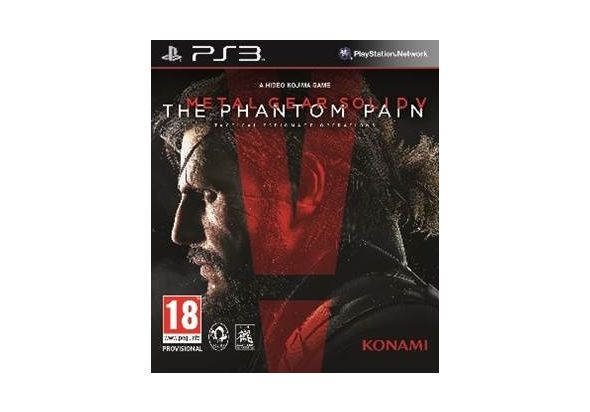 METAL GEAR SOLID V: The Phantom Pain for PS3