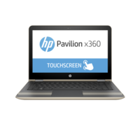 "HP Pavilion x360 13-u105ne i5 8GB, 1TB 13.3"" Laptop, Gold"