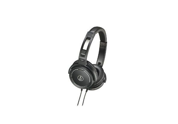 Audio Technica Headphones ATH-WS55 Black