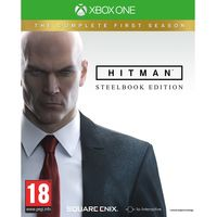 Hitman The Complete First Season Steelbook Edition for Xbox One