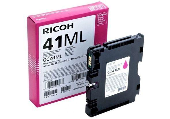 Ricoh 405767 Magenta Gel Cartridge