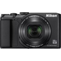 Nikon Coolpix A900 Compact Digital Camera, Black