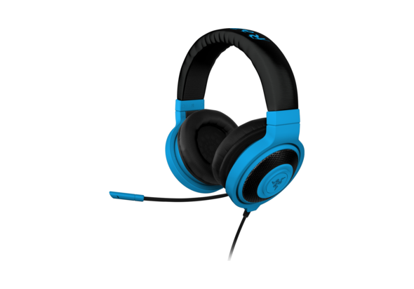 Razer Kraken Mobile Headphones, Blue