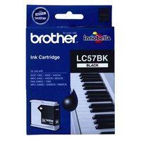 BROTHER LC57BK Ink Cartridge BLACK