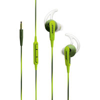 Bose SoundSport In-Ear Headphones-Apple Devices, Energy Green