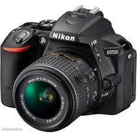 Nikon D5500 - 24 MP, SLR Camera, Black, 18 - 55mm Lens Kit