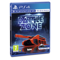 Battlezone for PS4 VR