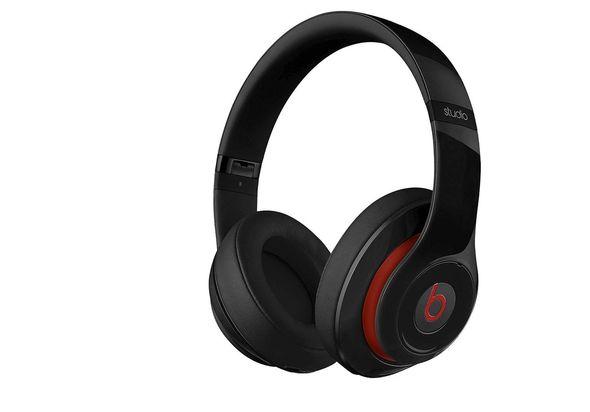 Beats by Dr. Dre Studio Wireless Over-Ear Headphones, Black