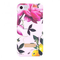 Proporta Ted Baker iPhone 7 Shell Case, Citrus Bloom Nude