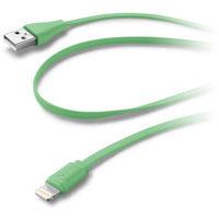 Cellularline CEL-USBDATACFLMFIIPH5G Usb data cable color