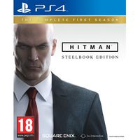 Hitman The Complete First Season Steelbook Edition for PS4