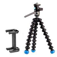 Joby Grip Tight Gorilla Pod Magnetic Stand, Black/Blue