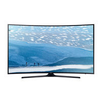 "Samsung 65"" UA65KU7350 UHD 4K Curved Smart TV KU7350 Series 7"