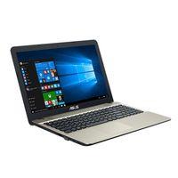 """Asus Vivo X541UA I3 4GB, 500GB 15"""" Laptop, Silver"""