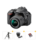 Nikon Bundle Offer D5500 18-55Mm Lens Kit+ Tripod+ Carry Case+ Ultra SD Card 16GB