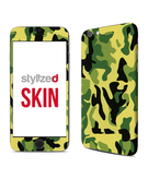 Stylizedd Premium Vinyl Skin Decal Body Wrap for Apple iPhone 6S - Camo Mini Jungle