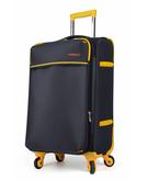 Ambest Dazzle Luggage Trolley 700 28 Inch Black