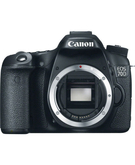 Canon EOS 70D Body Only,  Black