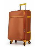 Ambest Dazzle Luggage Trolley 700 28 Inch Orange