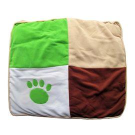 Canine Designer Fleece Plush Warm Foam Mattress, 30 x 24 inch