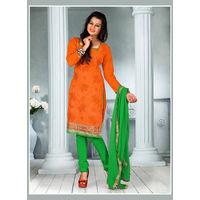 Green Salwar Suit