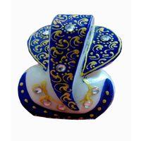 Marble Blue Ganesh