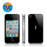 Dual SIM Touch Screen Mobile Phone- ICON G5,  black