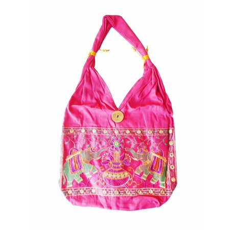 OSS9998: Hand Crafted Bag from Gujarat