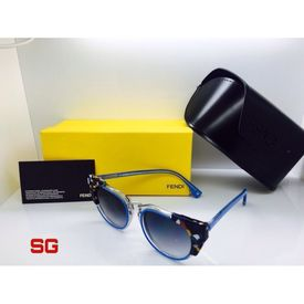 Fendi Retro Sunglasses FND457