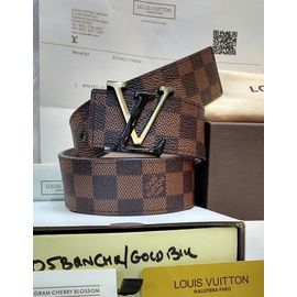 New Stylish Louis Vuittion Casual Belt For Men
