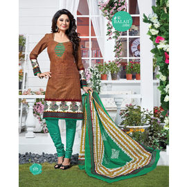 Fancy & Designer Daily/Office Wear Multicolor Salwar Suit