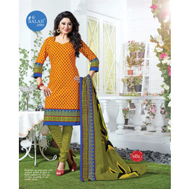 New Stylish Daily Wear Mix Color Cotton Suits
