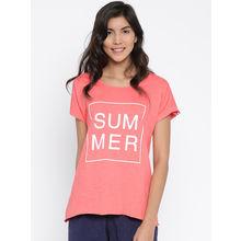S51 - Beach T-shirt (Coral), m