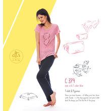 C379 - T-shirt & Pyjama, m