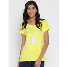 S51 - Beach T-shirt (Lemon), m