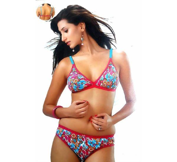 3f4a9f5468 Rangoli Bra Panty Set - JKLUSTSET-RANGOLI - Online shopping for bra ...