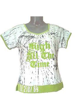 Allen Cooper Short Style T- Shirt- JKT001