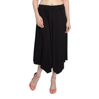 Black Long Skirt 9C15J3, m