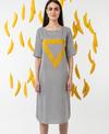 Olio Bermuda Triangle Dress
