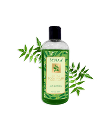 Synaa Neem Body wash - Natural Anti bacterial and Skin Purifier