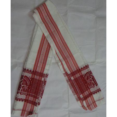 OSSASM003: Assam Gamosa or Gamocha