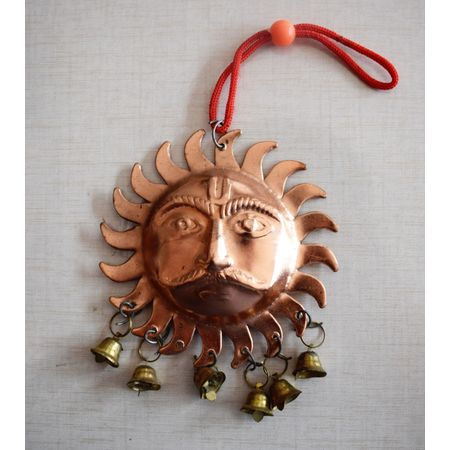 OHA030: Sun Art on Metal small