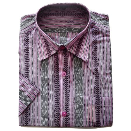 OSS189: Best Odisha handloom shirt design, 40