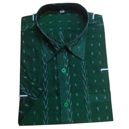 OSS3461: Handloom shirts.
