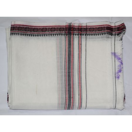OSS259: Pure Handloom Towel or Gamcha in Odia from Odisha Saree Store