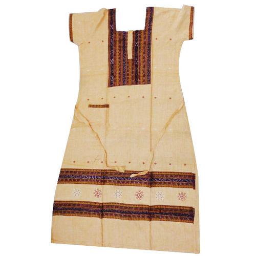 OSS3583: Limited Edition handloom fabric Night Wear for women